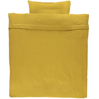 Housse de couette Bliss Mustard (100 x 140 cm)  par Trixie