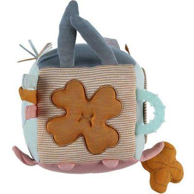 Cube d'activités Iconiques multicolore  par Noukie's
