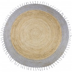 Tapis rond Aslesha (140 cm)