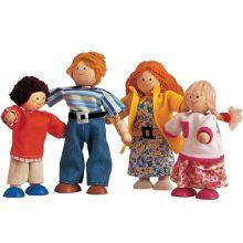 Famille moderne  par Plan Toys
