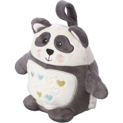 Peluche bruit blanc Grofriends rechargeable Pippo le panda (22 cm)  par Tommee Tippee