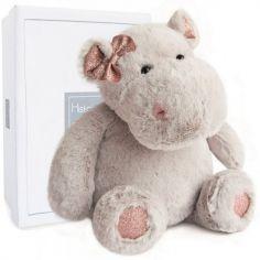 Coffret peluche Hippo Girl Girls & Glitter (38 cm)