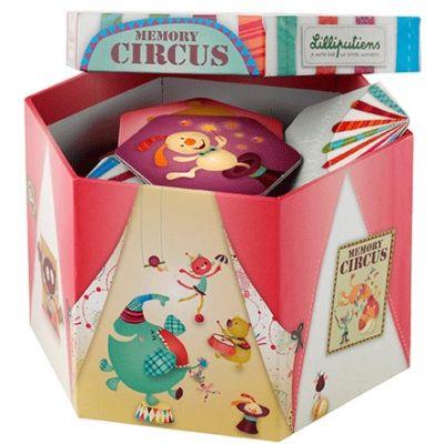 Mémo Circus  par Lilliputiens