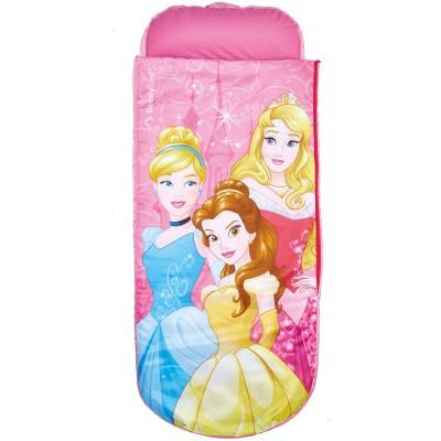 Matelas de voyage gonflable ReadyBed Disney Princesses Worlds Apart