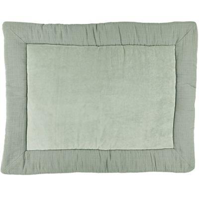 Tapis de jeu Bliss vert olive (75 x 95 cm)  par Les Rêves d'Anaïs
