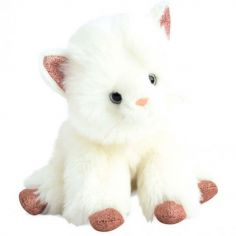 Peluche Chat Girls & Glitter (25 cm)