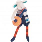 Mini mouton hochet Les Zig et Zag - Moulin Roty