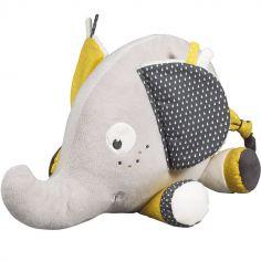Peluche Babyfan éléphant (33 cm)