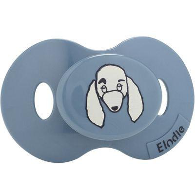Sucette orthodontique chien Rebel Poodle Paul (3 mois et +)  par Elodie Details