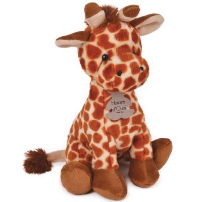 Peluche Girafe La savane (26 cm) Histoire d'Ours