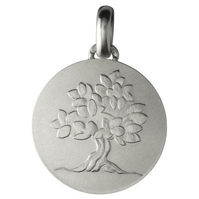 Médaille laïque ''Je Grandirai comme un Arbre'' (argent 950°)  par Monnaie de Paris