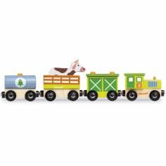 Train Ferme story