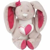Peluche musicale Pili la lapine (20 cm) - Noukie's