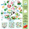 Kit de création stickers C'est toi le printemps - Djeco