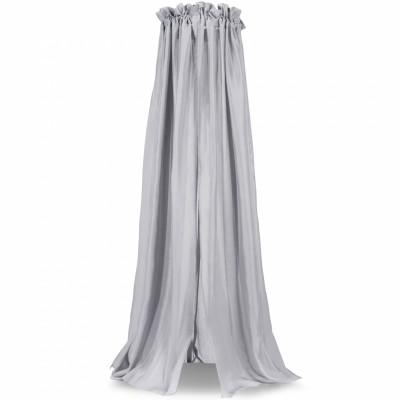 Ciel de lit sable gris jollein berceau magique - Ciel de lit gris ...