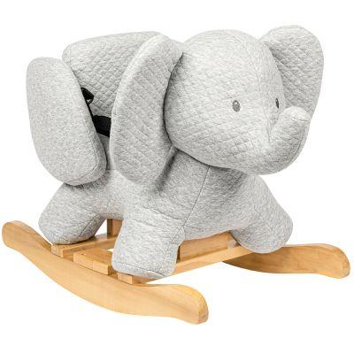 Bascule Tembo l'éléphant  par Nattou