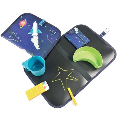 Set de table ardoise pliable Constellation  par Jaq Jaq Bird