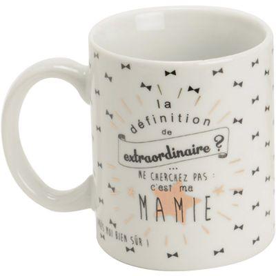 Mug Mamie extraordinaire  par Amadeus