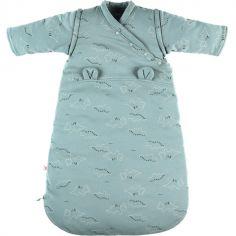 Gigoteuse en jersey bio chaude Mix & Match bleu TOG 1-2 (70 cm)