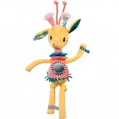 Jouet d'activités à suspendre Zia la girafe