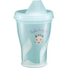 Tasse à bec anti-fuite Sophie la girafe Fresh Touch (200 ml)