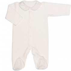 Pyjama chaud Dots (6 mois : 68 cm)