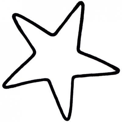 Déco murale grande étoile en tricotin (coloris personnalisable)  par Charlie & June
