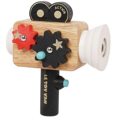 Caméra kaléidoscope en bois Hollywood Le Toy Van
