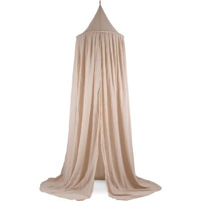 Ciel de lit nougat (245 cm)  par Jollein