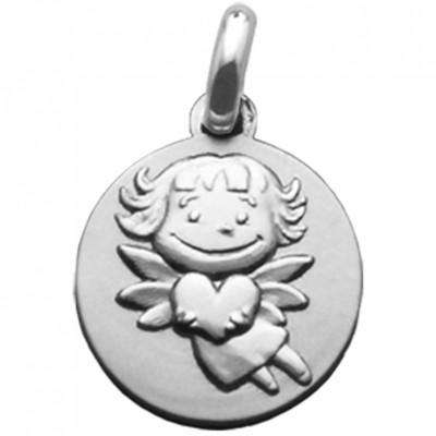 Pendentif Précieuse (argent 925°)  par La Fée Galipette