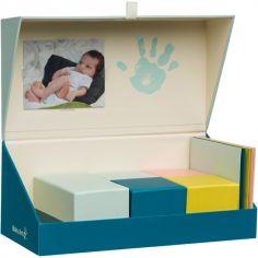 Ma boîte à trésors bleue