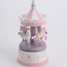 Carrousel musical Violette  par Amadeus Les Petits