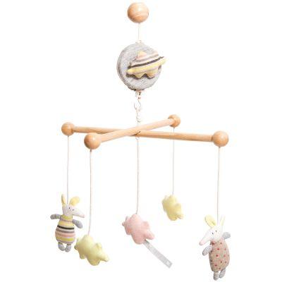 Mobile musical Les petits dodos  par Moulin Roty