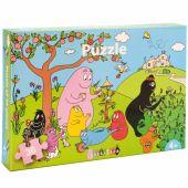 Puzzle Barbapapa (36 pièces) - Petit Jour Paris