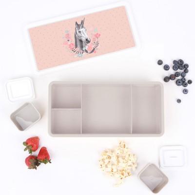 Lunch box Licorne  par Love Maé