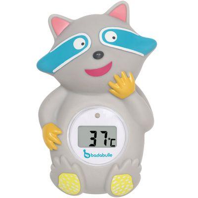 Thermomètre de bain Raton laveur Badabulle