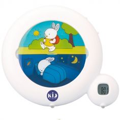 Veilleuse indicateur de réveil Kid'Sleep classic blanc