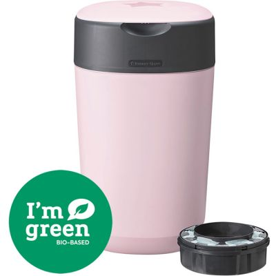 Bac à couches Twist & click rose  par Tommee Tippee