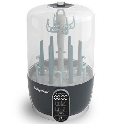 Stérilisateur sèche biberon électrique Turbo Pure  par Babymoov