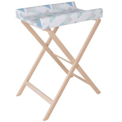 table langer pliable trixi naturel prisme geuther. Black Bedroom Furniture Sets. Home Design Ideas