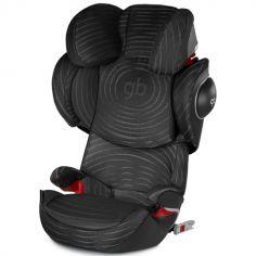 Siège auto groupe 2/3 Elian-Fix Lux Black