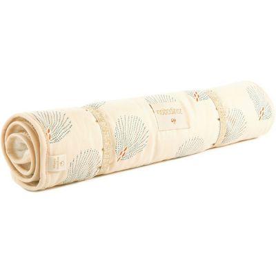 Tapis à langer Nomad Blue Gatsby Cream (35 x 60 cm)  par Nobodinoz