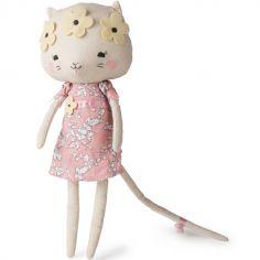 Peluche chat Kitty (33 cm)