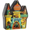 Puzzle Le château fort (54 pièces) - Djeco
