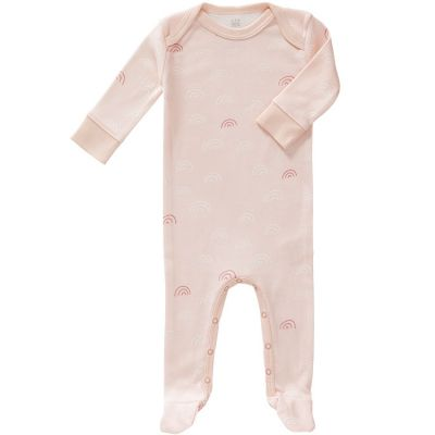 Pyjama léger Rainbow rose (0-3 mois)  par Fresk