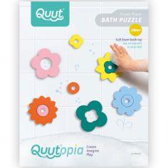 Puzzle de bain fleur Flower Power