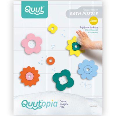 Puzzle de bain fleur Flower Power  par Quut