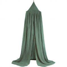 Ciel de lit Ash green vert (245 cm)