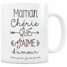 Mug Maman chérie