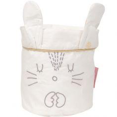 Panier de toilette Pompom le lapin (16 x 19 cm)